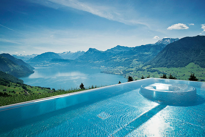 Hotel villa honegg a swiss star vacations travel magazine for Hotel des bains saillon suisse