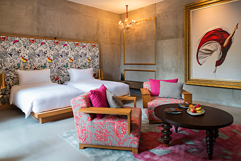 So sofitel opens in hua hin thailand vacations travel for Design hotel hua hin