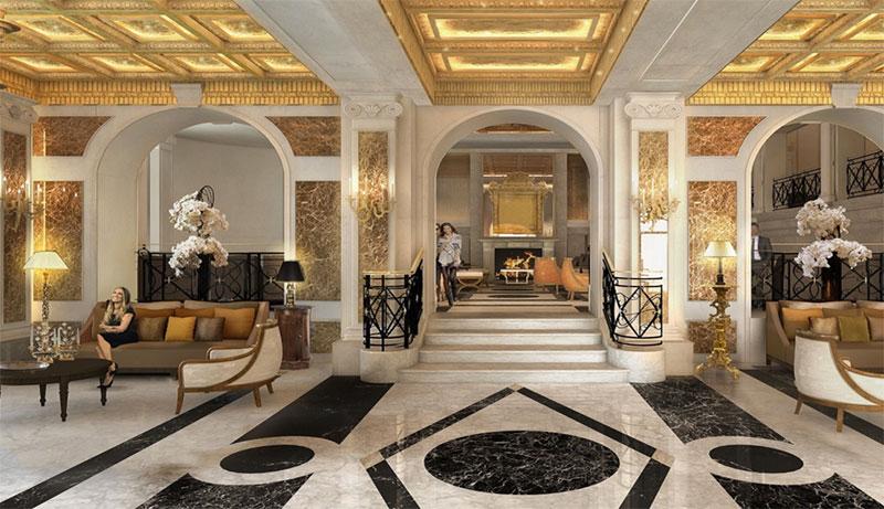 Hotel Eden Rome Reviews