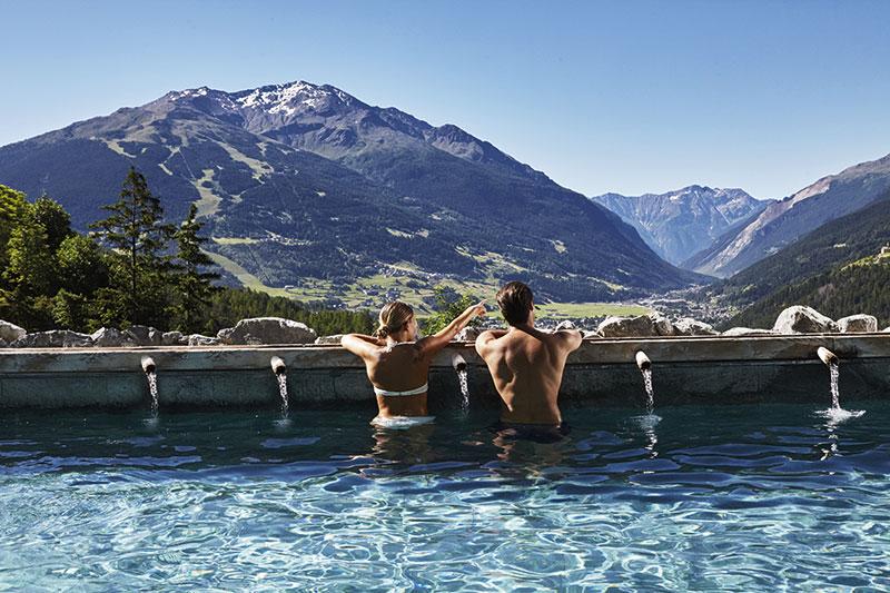 Terme bagni vecchi spa italy s roman luxury vacations - Hotel bagni vecchi a bormio ...