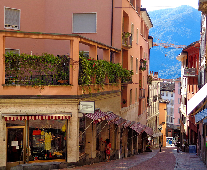 Morcote, Switzerland, Lugano