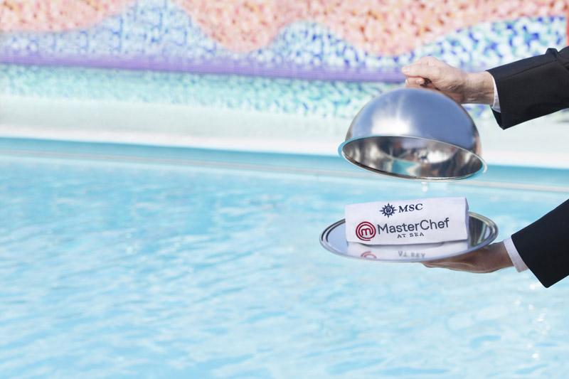 MSC, cruises, cooking, MasterChef