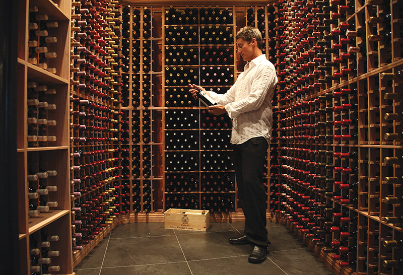 The Rees Hotel Queenstown, Five Star hotel, award winning wine cellar, New Zealand