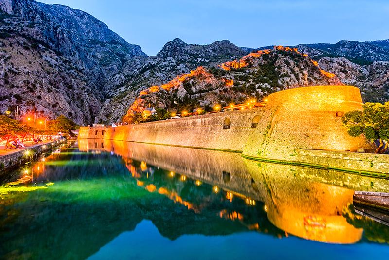 Sailing-Montenegro, Kotor