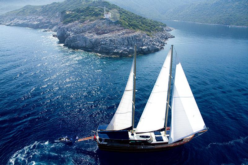 Montenegro, sailing