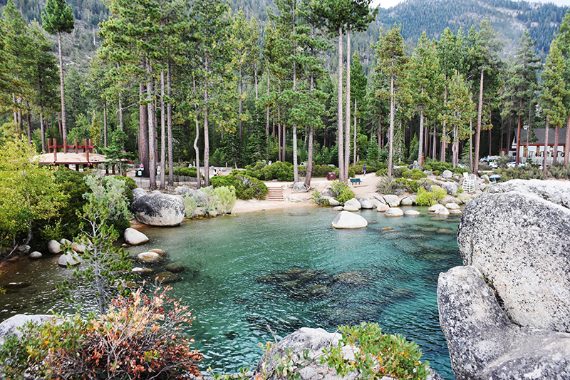 Sand Harbor, North Lake Tahoe, Lake Tahoe, Nevada