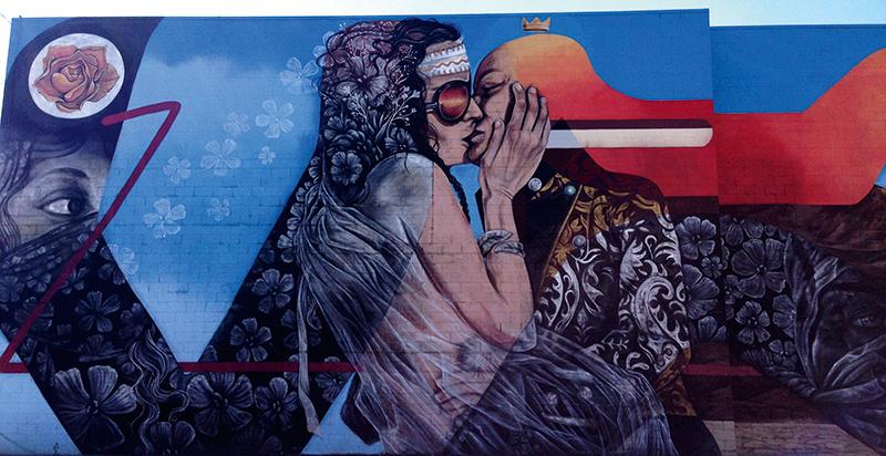 Street art, Reno, Nevada