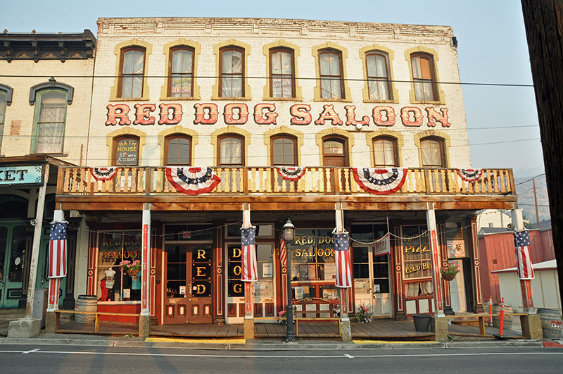 Red Dog Saloon, Virginia City, Nevada