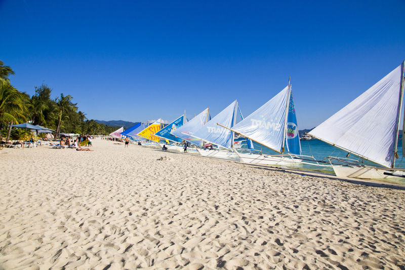 Western Philippines, Islands, Boracay,