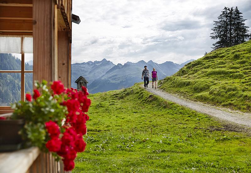 Austria, Bregenzerwald, hiking, Europe