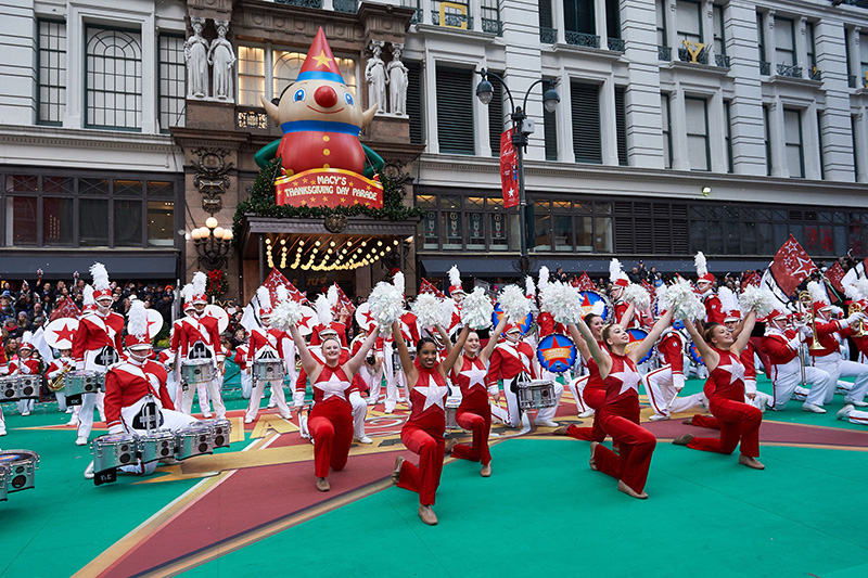 Macy's, New York City, Thanksgiving Parade