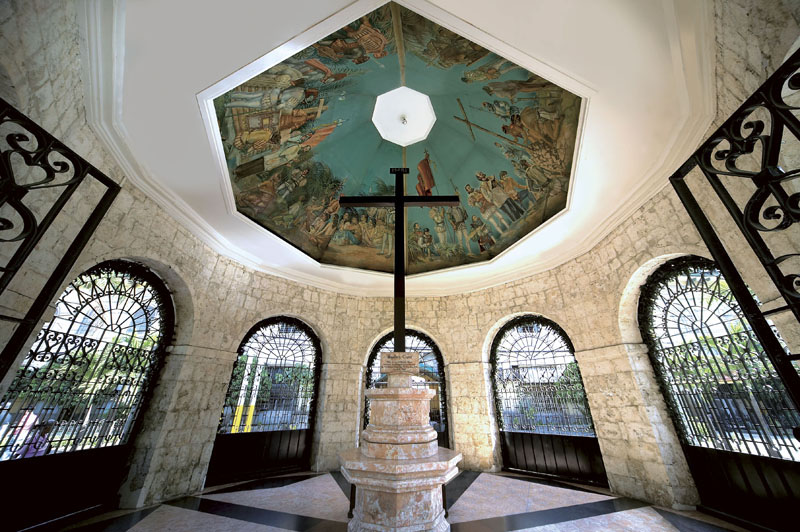 Magellan's Cross, Cebu, Philippines