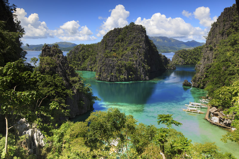 Philippines, Palawan Islands,