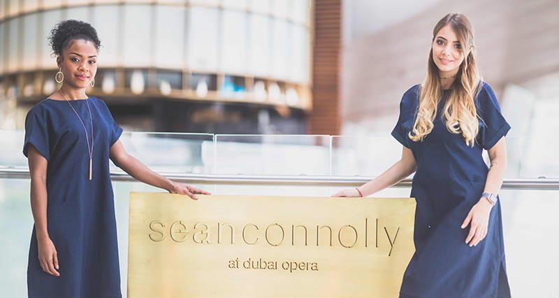 Sean Connolly at Dubai Opera