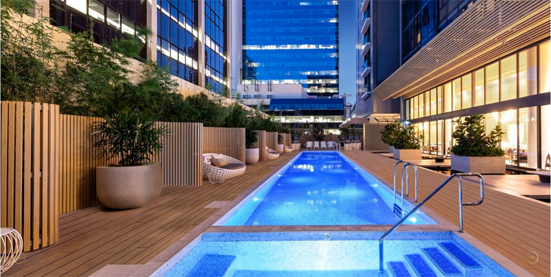 Accommodation, Skye Hotel Suites, Parramatta, Australia