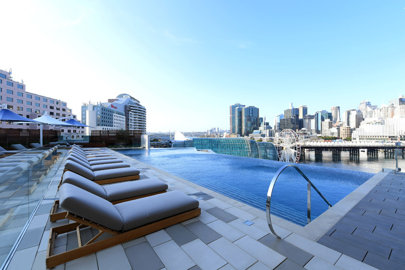 Sofitel Sydney Darling Harbour Makes An Entrance Vacations Travel Magazine
