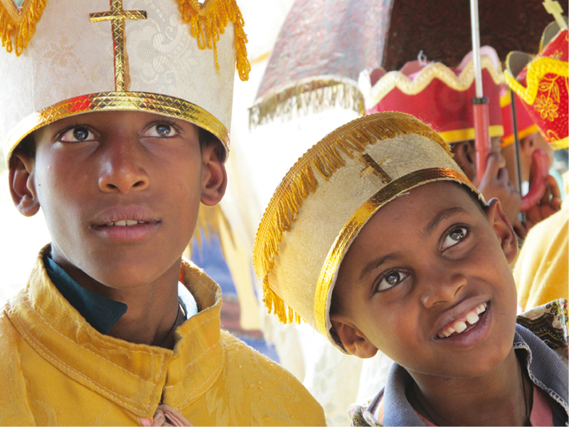 Ethiopia, Africa, The Ethiopian Orthodox Church
