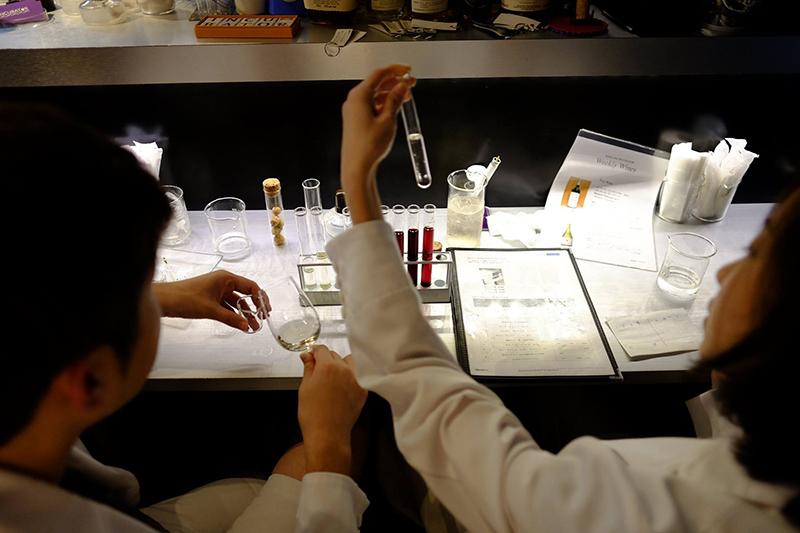 Incubator Bar Tokyo, Tokyo, Japan