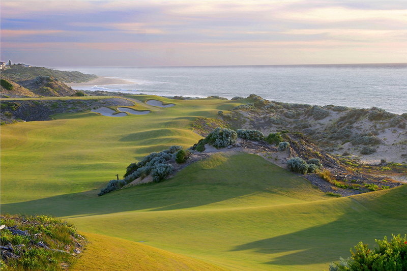 The Cut Golf Course, Mandurah, Peel Region, Western Australia
