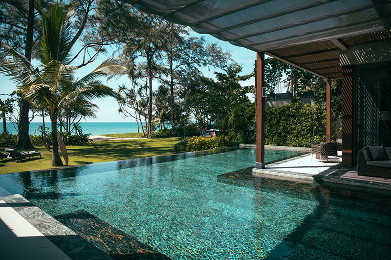 Baba Beach Club, Beachfront villa, Phuket