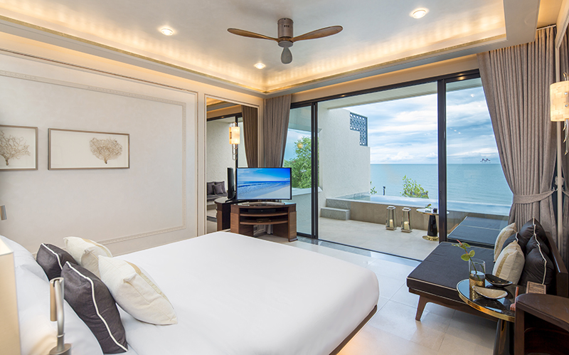 Pool Suite, Baba Beach Club, Hua Hin