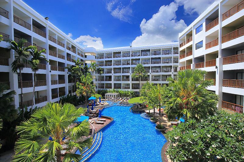 Deevana Plaza Phuket Patong, Phuket, Thailand