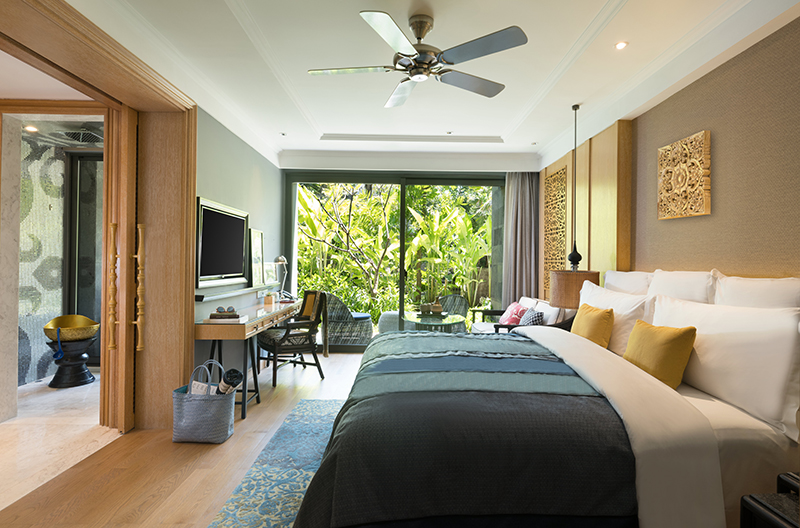 Bali Hotels With Club Rooms
