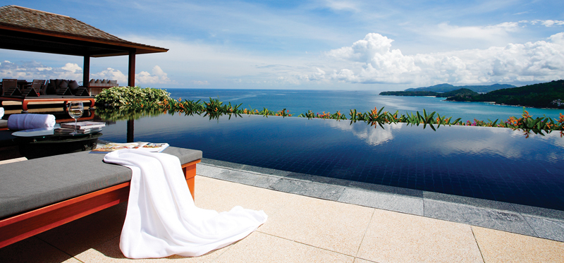 Andara is a great place to chill out in Phuket, Thailand