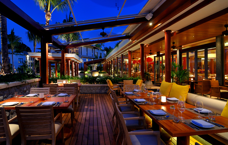 Andara Silk Restaurant, Thai cuisine, Phuket, Thailand