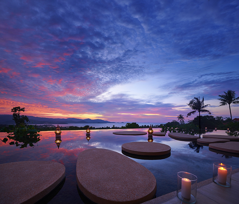 Ritz-Carlton, Koh Samui, Thailand, YTL Hotels, Marriott International