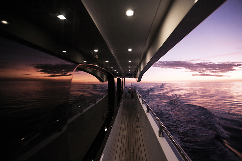 Infinity Pacific, superyacht, Infinity Pacific Charters