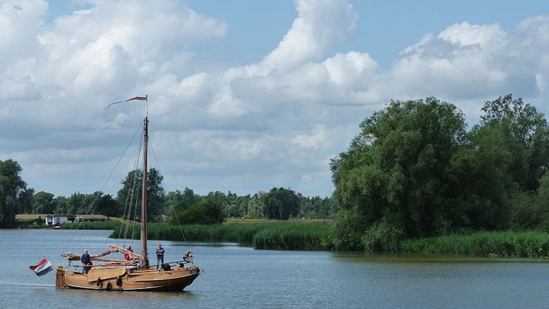 Biesbosch, Dordrecht, Dutch towns