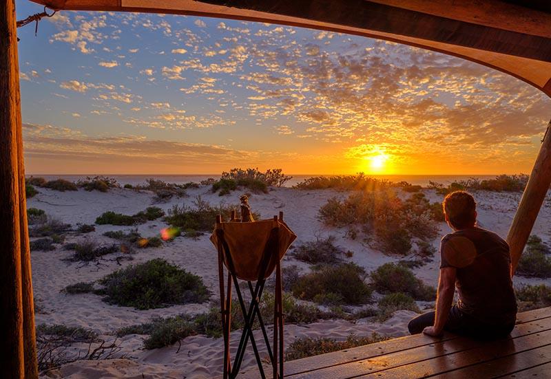 Sal Salis, Ningaloo Marine Park, Western Australia