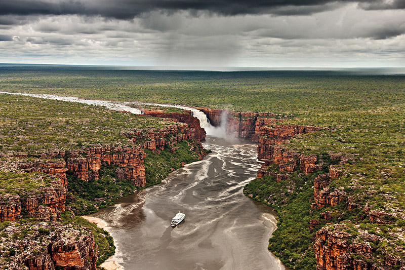True North Cruises, the Kimberley, Western Australia, Australia