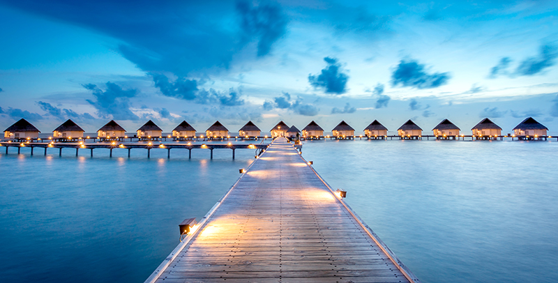 Centara Grand Island Resort, Maldives