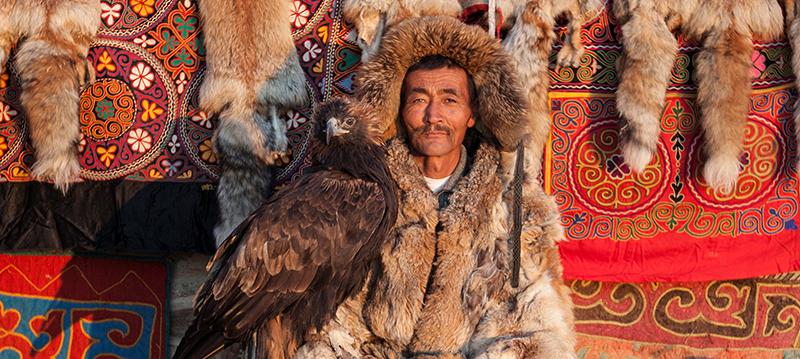 Mongolia with Palani Mohan