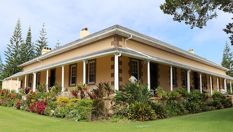 Norfolk Island Government House, Norfolk Island