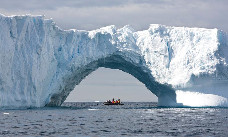 Contours Travel, Antarctica