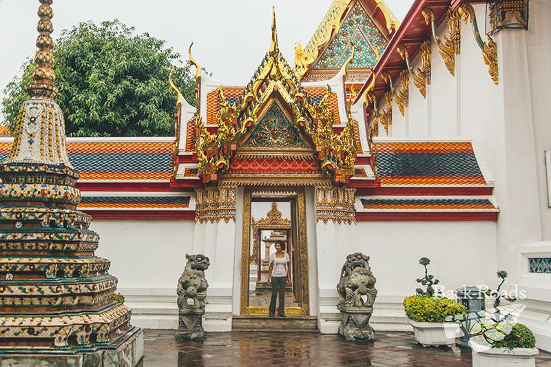 Grand Palace, Bangkok, Asia, Back-Roads Touring