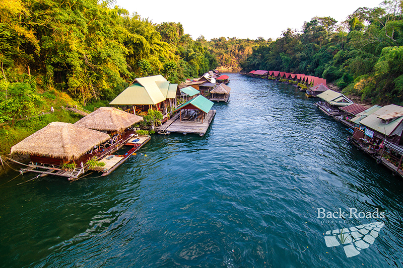 Bangkok, River Kwai, Back-Roads Touring, Asia