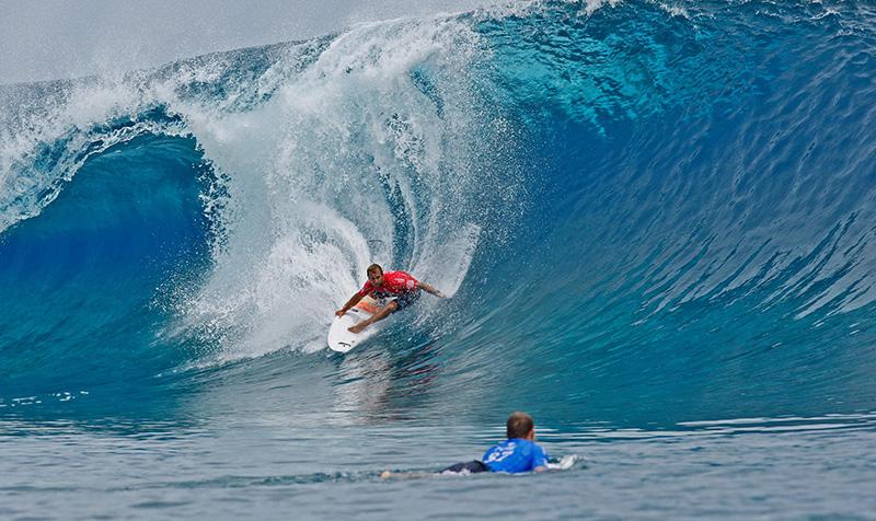 Billabong Pro Surf, Tahiti