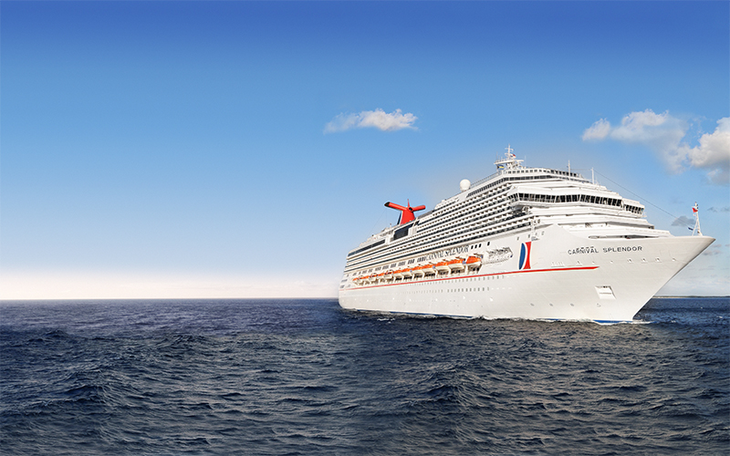 Carnival Cruise Line Announces New Ship For Vacations - Pictures of carnival splendor cruise ship