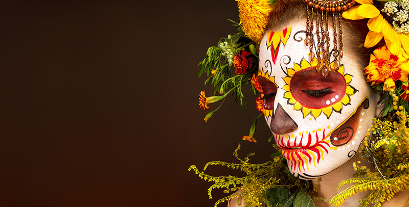 Mexico, Day of the Dead, festival