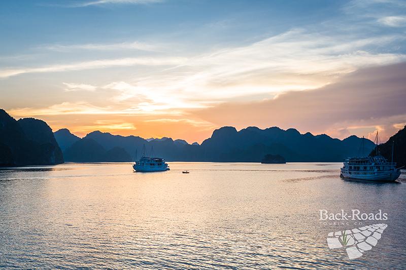 Halong Bay, Hanoi, Asia, Back-Roads Touring