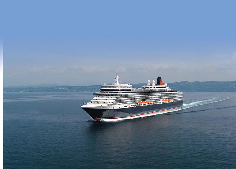 Cunard, cruise, Queen Elizabeth, Australia