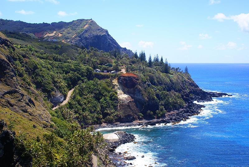 Bounty Bay, Pitcairn