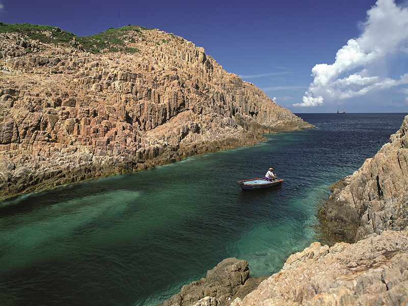 UNESCO-listed Hong Kong Global Geopark, Hong Kong