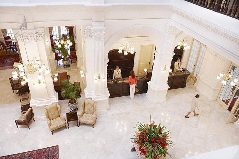 Raffles Hotel Singapore, We Were Built