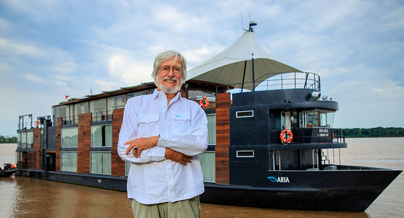Jean-Michel Cousteau, Aqua Expeditions