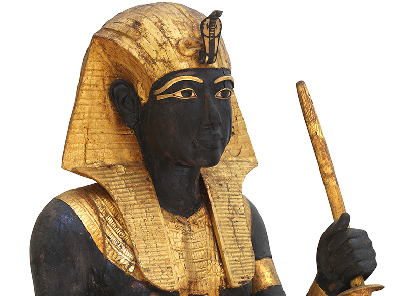 King Tut: Treasures of the Golden Pharaoh, California Science Centre
